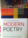 Oxford Companion to Modern Poetry