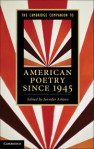 Cambridge Companion To American Poetry Since 1945