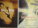 Paris by Helen: Rod Mengham (Oystercatcher), Speedometry by Andrzej Sosnowski Trans. Rod Mengham (Contraband)