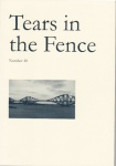 Tears in the Fence cover archive