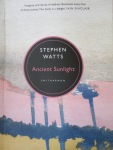 Ancient Sunlight by Stephen Watts (Enitharmon Press 2014)