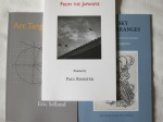 Three books from Paul Rossiter's Isobar Press