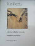 Parting Movement,  Constantly Prevented by Isabelle Baladine Howald