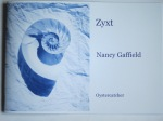 From Fossils to Fibonacci: Nancy Gaffield's Be-Hind-Sight Zyxt (Oystercatcher Press)