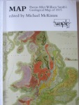 Map, (Poems After William Smith's Geological Map of 1815)  Edited by Michael McKimm Worple Press