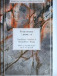 Modernist Legacies Ed. Abigail Lang & David Nowell Smith Palgrave Macmillan