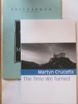 The Time We Turned by Martyn Crucefix (Shearsman Chapbooks)