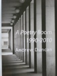 A Poetry Boom 1990-2010 by Andrew Duncan Shearsman Books