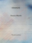 STANZE by Simon Marsh (Oystercatcher Press)