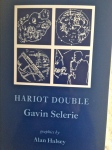 Hariot Double by Gavin Selerie (Five Seasons Press) £18.50