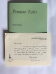 Pennine Tales by Peter Riley (Calder Valley Poetry)
