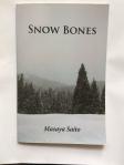 Snow Bones by Masaya Saito (IsobarPress)