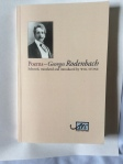 Poems by Georges Rodenbach Selected, translated & introduced by Will Stone (Arc Publications)
