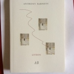 Lithos by Anthony Barnett (Allardyce Book ABP)