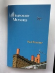 Temporary Measures by Paul Rossiter (Isobar Press)