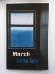 March by Andrew Taylor (Shearsman Books)
