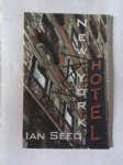 New York Hotel by Ian Seed (Shearsman Books)