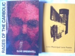 Rages of The Carbolic by Clive Gresswell (KFS Press), Some Municipal Love Poems by Simon Smith (Muscaliet Press)