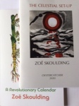The Celestial Set-Up (Oystercatcher Press) & A Revolutionary Calendar (Shearsman Books) by Zoe Skoulding