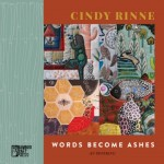 Words Become Ashes: An Offering by Cindy Rinne (Bamboo DartPress)